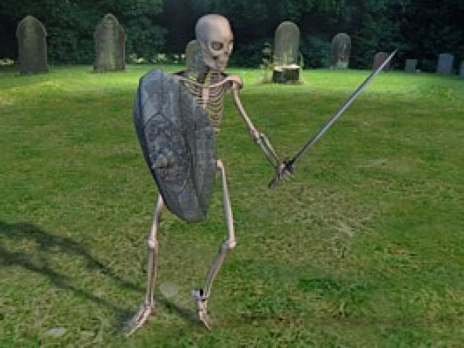 Skeleton Warriors next episode air date poster