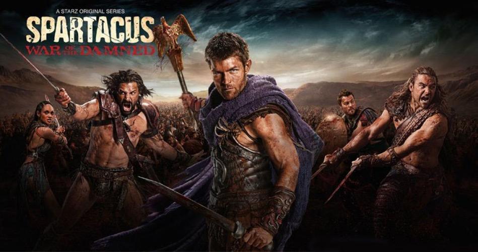 Spartacus next episode air date poster