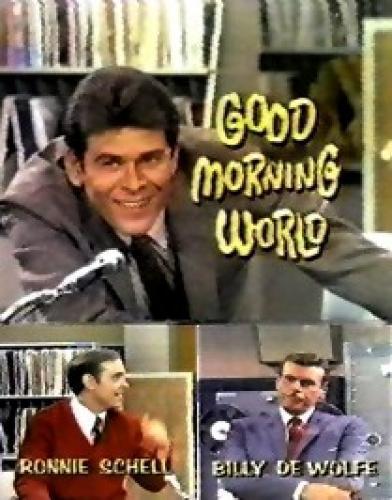 Good Morning, World next episode air date poster