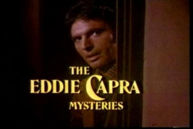 The Eddie Capra Mysteries next episode air date poster