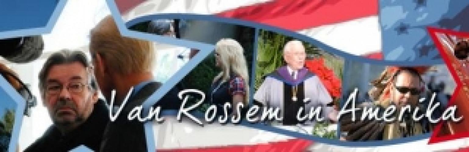 Van Rossem in Amerika next episode air date poster