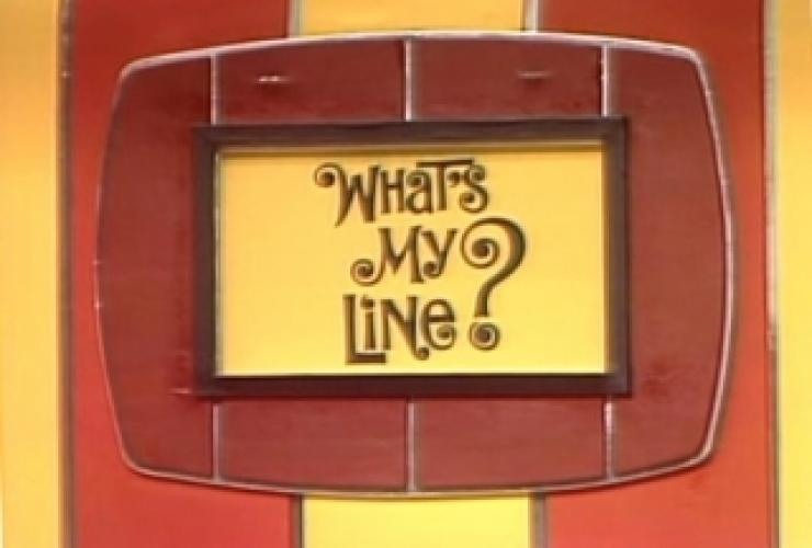 What's My Line? (1968) next episode air date poster
