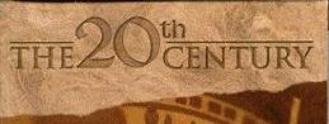 The Twentieth Century next episode air date poster