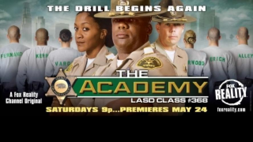The Academy (US) next episode air date poster