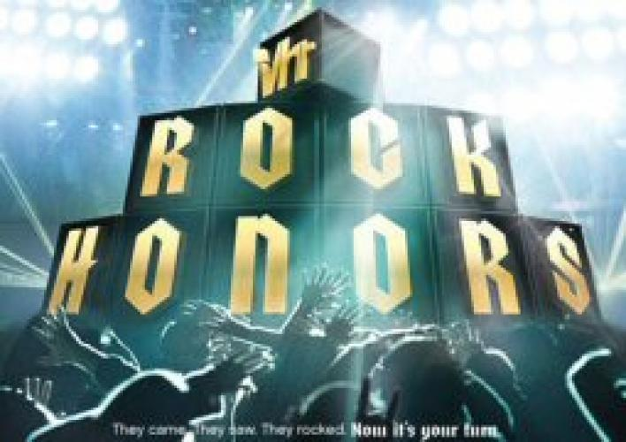 VH1 Rock Honors next episode air date poster