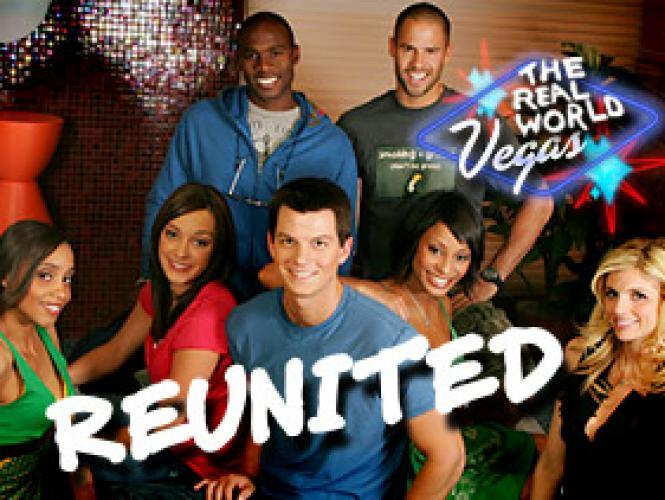 Reunited: The Real World next episode air date poster
