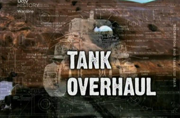 Tank Overhaul next episode air date poster