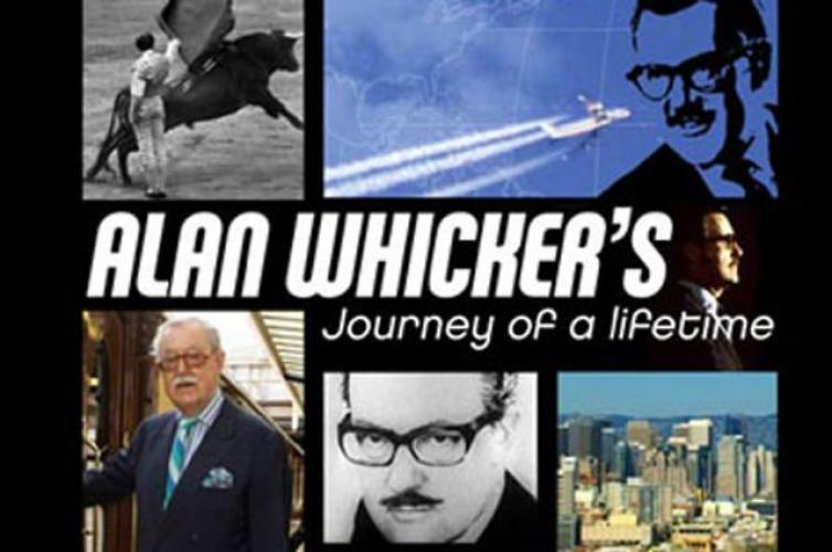 Alan Whicker's Journey Of A Lifetime next episode air date poster