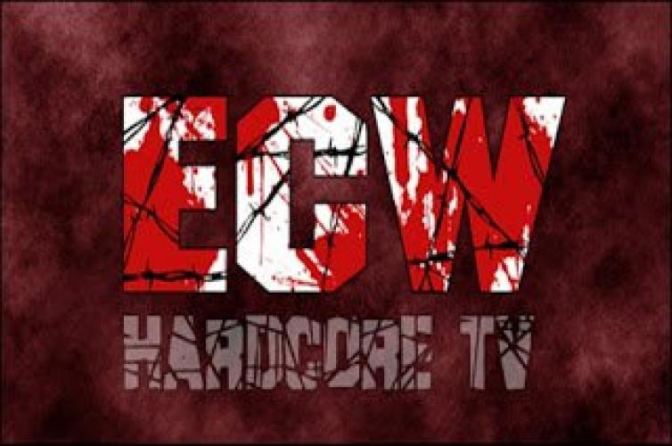 ECW Hardcore TV next episode air date poster
