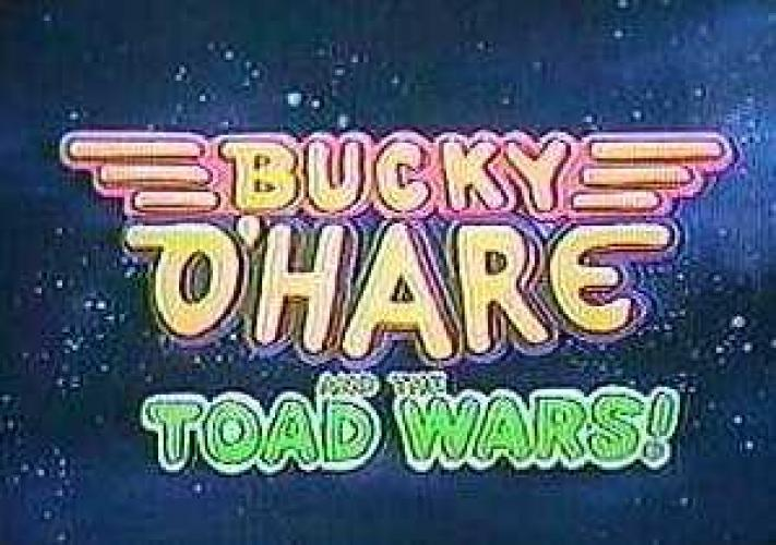 Bucky O'Hare and the Toad Wars next episode air date poster