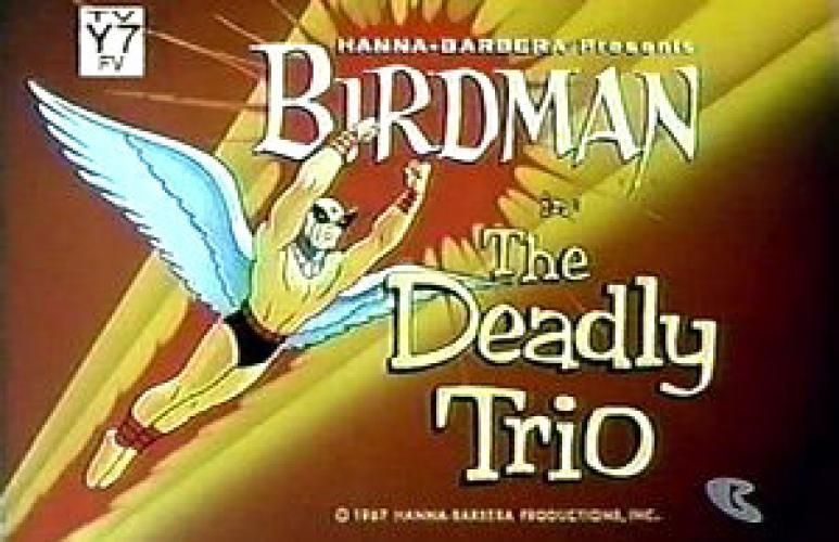 Birdman and the Galaxy Trio next episode air date poster