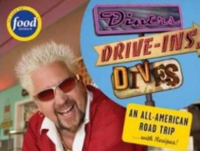 Diners, Drive-Ins and Dives next episode air date poster