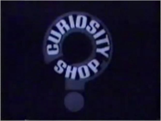 Curiosity Shop next episode air date poster