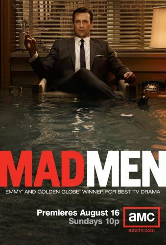 Mad Men next episode air date poster