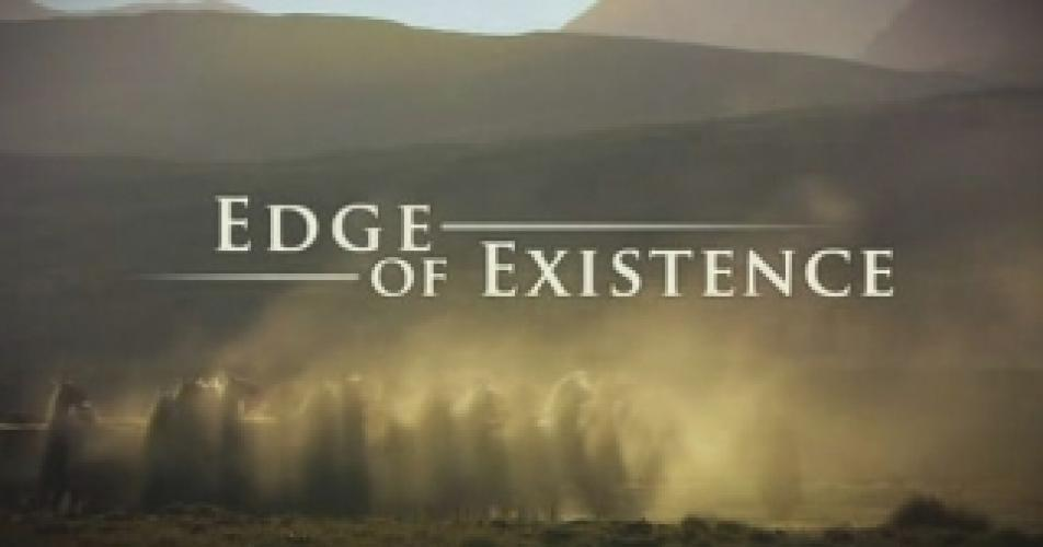 Edge Of Existence next episode air date poster