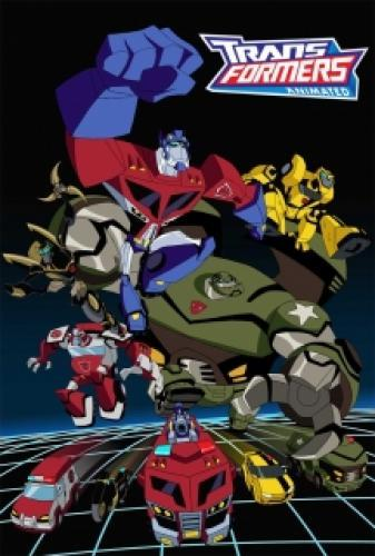 Transformers: Animated next episode air date poster