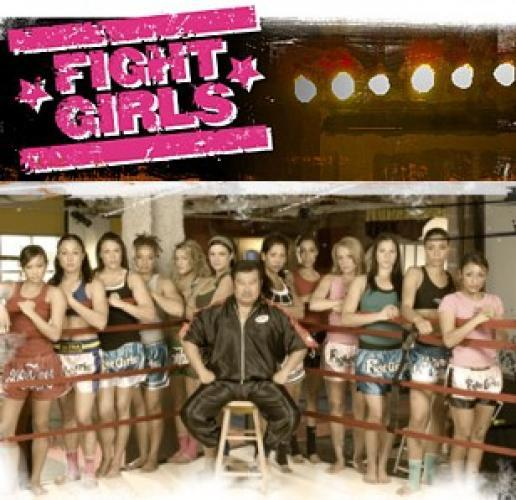 Fight Girls next episode air date poster