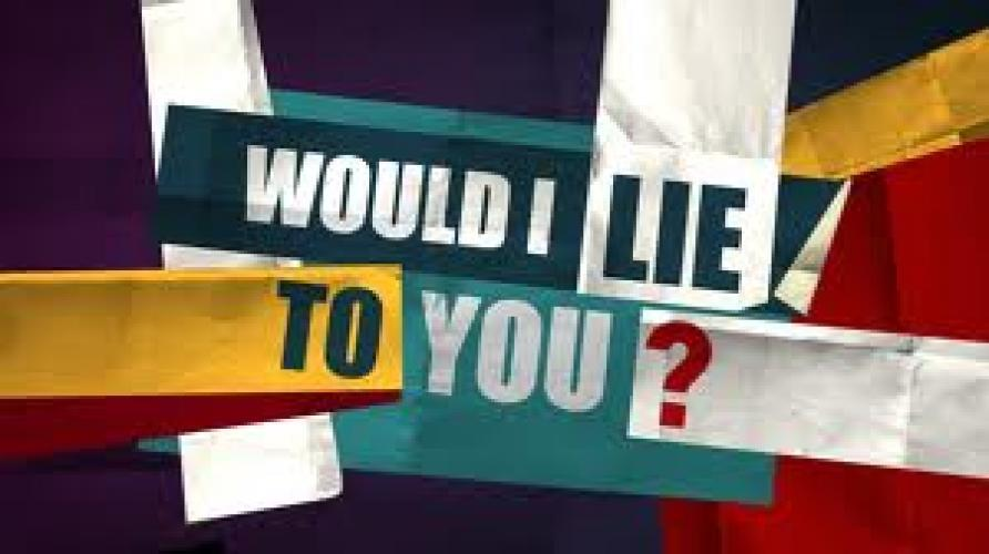 Would I Lie to You? next episode air date poster