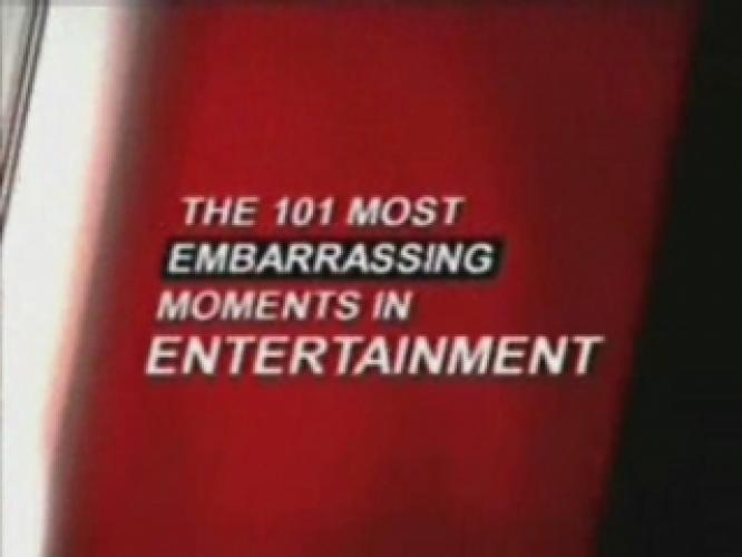 101 Most Embarrassing Moments in Entertainment next episode air date poster