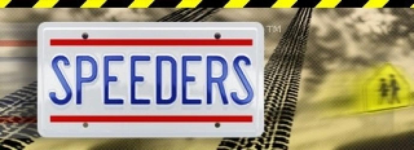 Speeders next episode air date poster
