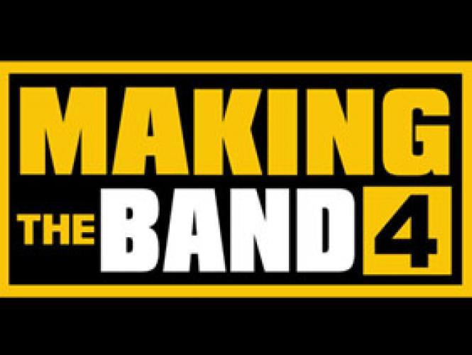 Making the Band 4 next episode air date poster