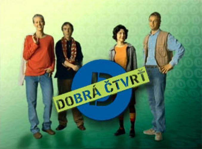 Dobrá čtvrť next episode air date poster