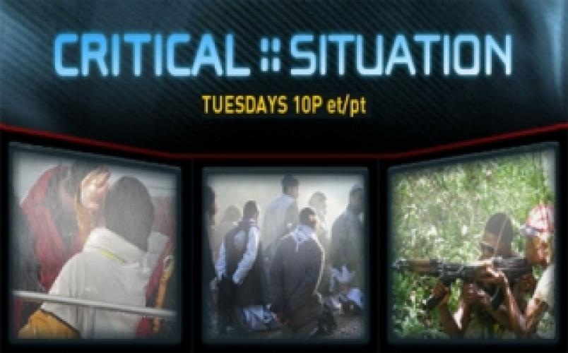 Critical Situation next episode air date poster