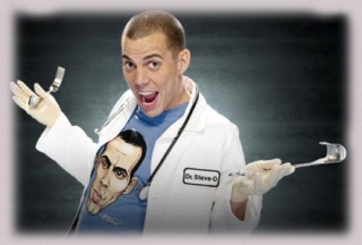 Dr. Steve-O next episode air date poster