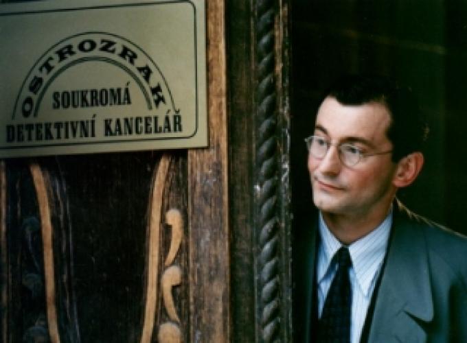 Případy detektivní kanceláře Ostrozrak next episode air date poster