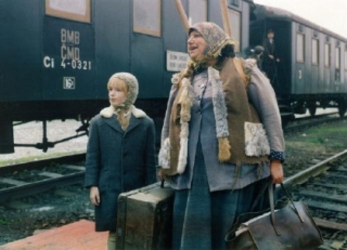 Vlak dětství a naděje next episode air date poster