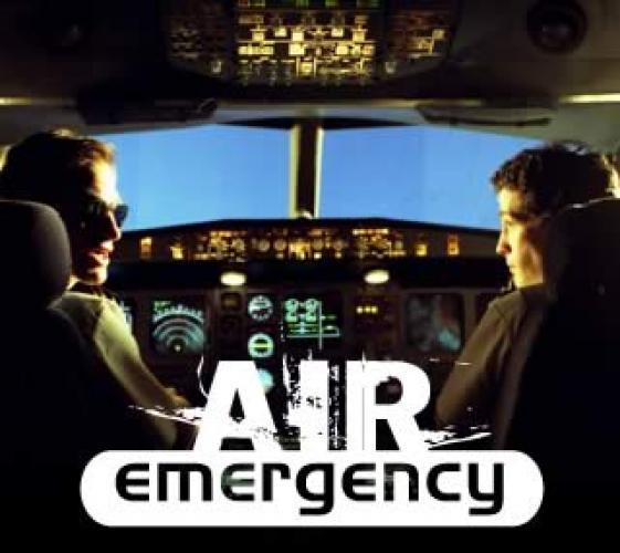 Air Emergency next episode air date poster