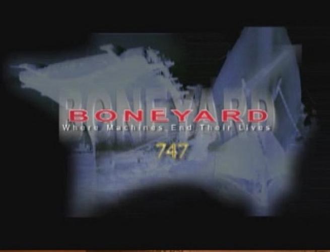 Boneyard next episode air date poster