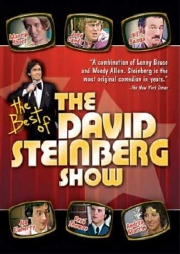 The David Steinberg Show next episode air date poster