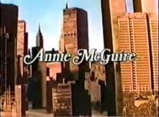 Annie McGuire next episode air date poster