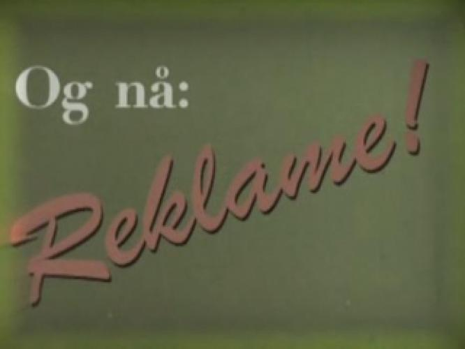Og Nå Reklame next episode air date poster