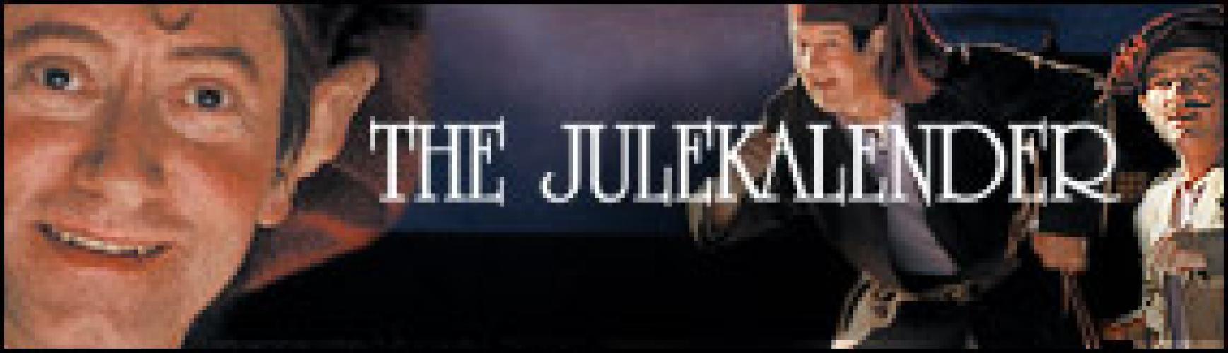 The Julekalender next episode air date poster
