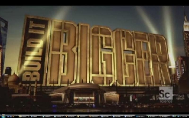 Build It Bigger next episode air date poster