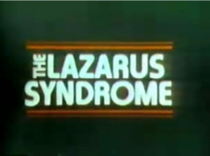 The Lazarus Syndrome next episode air date poster