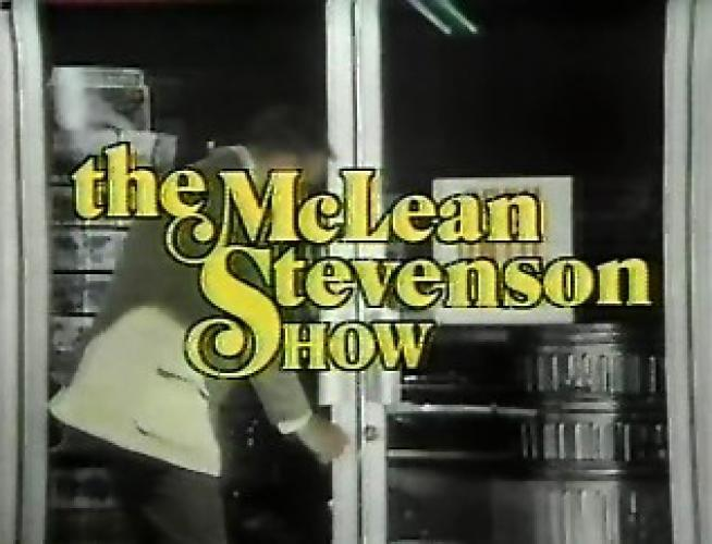 The McLean Stevenson Show next episode air date poster