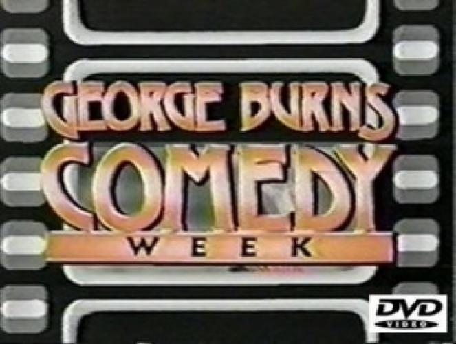 George Burns Comedy Week next episode air date poster
