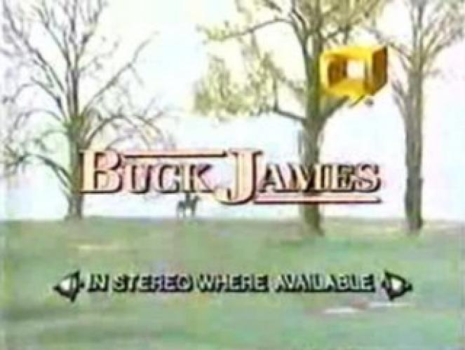 Buck James next episode air date poster