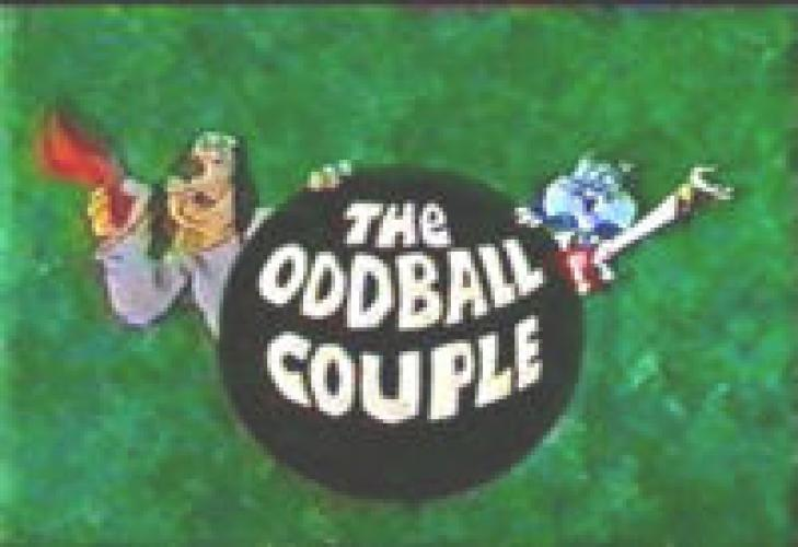 The Oddball Couple next episode air date poster
