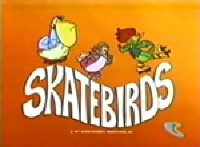 The Skatebirds next episode air date poster