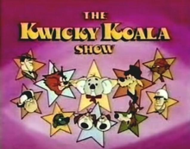 The Kwicky Koala Show next episode air date poster
