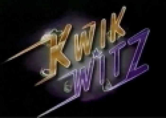 Kwik Witz next episode air date poster