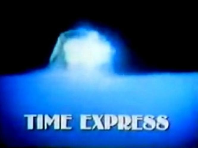 Time Express next episode air date poster