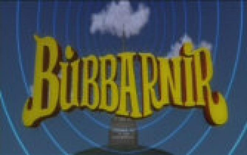 Búbbarnir next episode air date poster