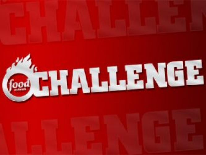 Food Network Challenge next episode air date poster