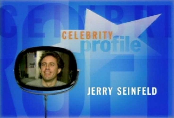 E! Celebrity Profile next episode air date poster