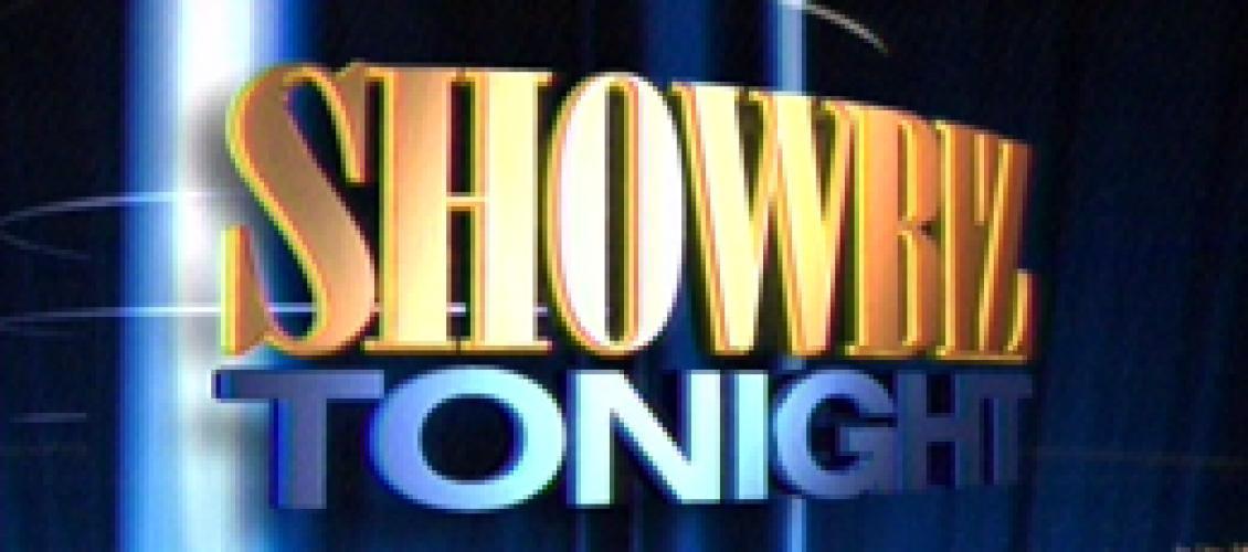 Showbiz Tonight next episode air date poster